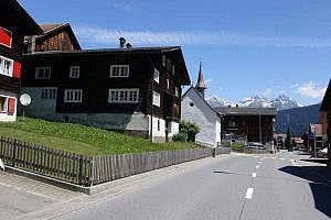Scenic drive bypassing the Gotthard