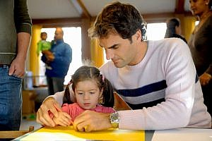 The Roger Federer Foundation