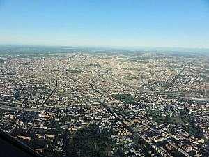 City of Milano, Italy