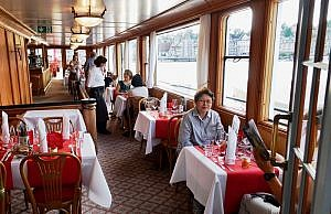 On the steamship Luzern
