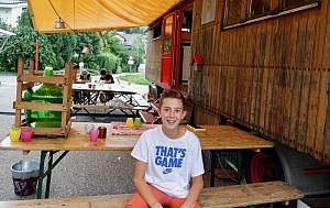 SJAS Childrens' camps in Switzerland