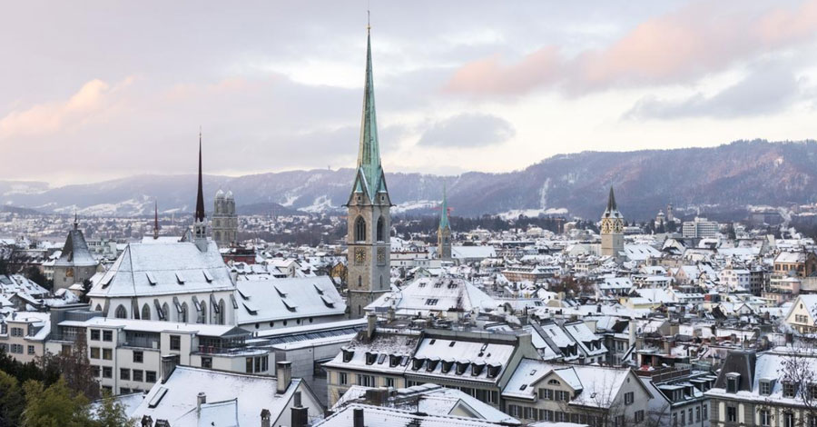 Of tree stands & Christmas mice - A modern-day Swiss Christmas story